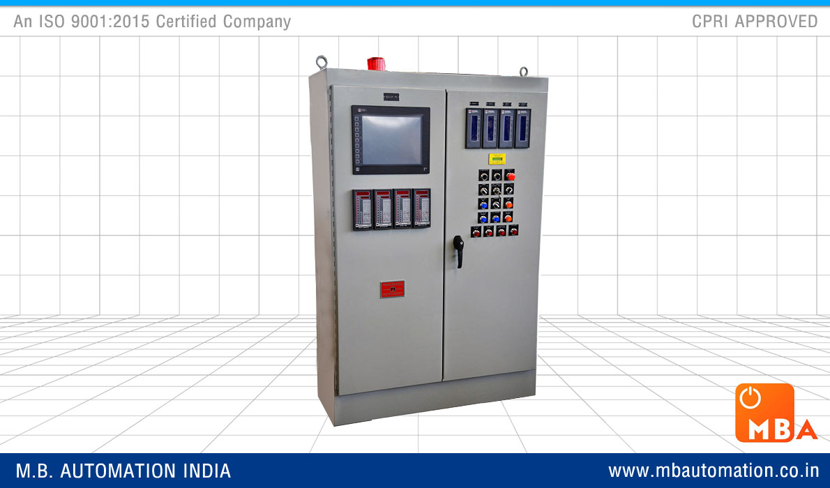 plc panel manufacturers exporters india