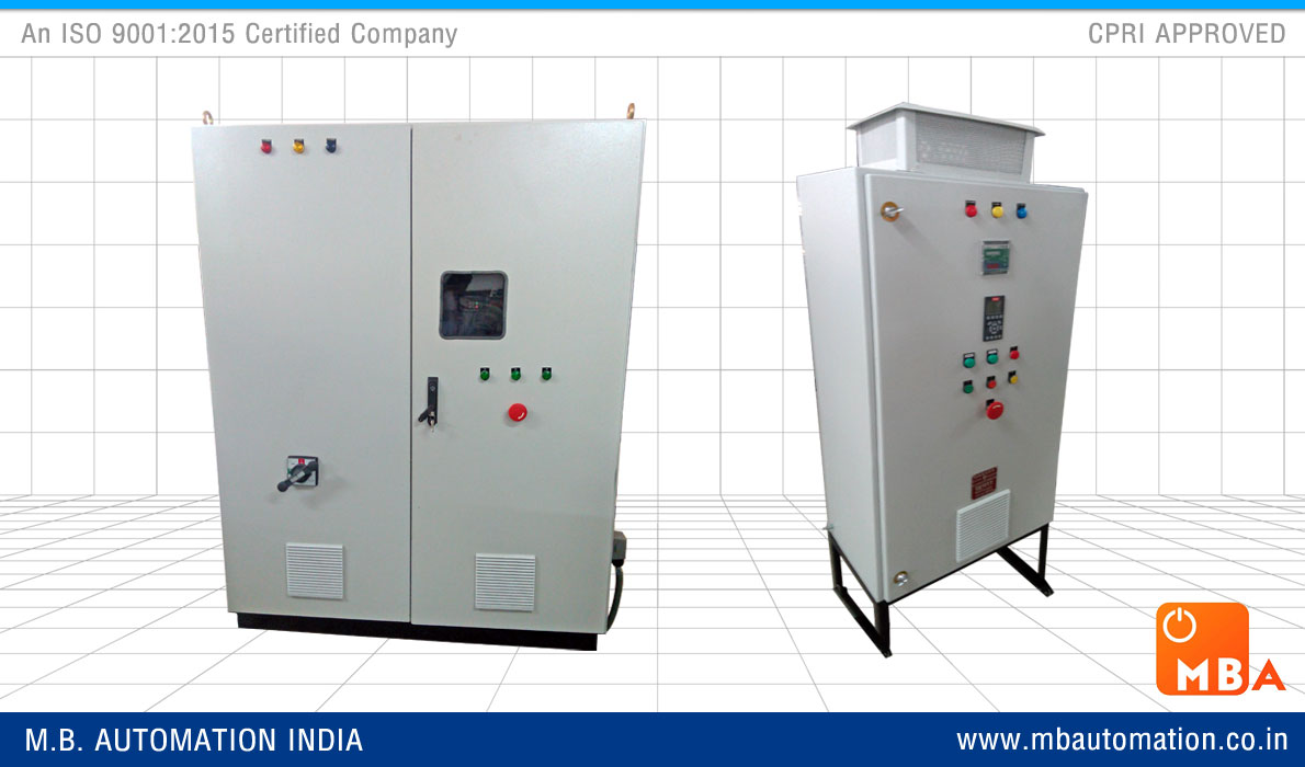 ac drive panel manufacturers in India, electrical control panels ...