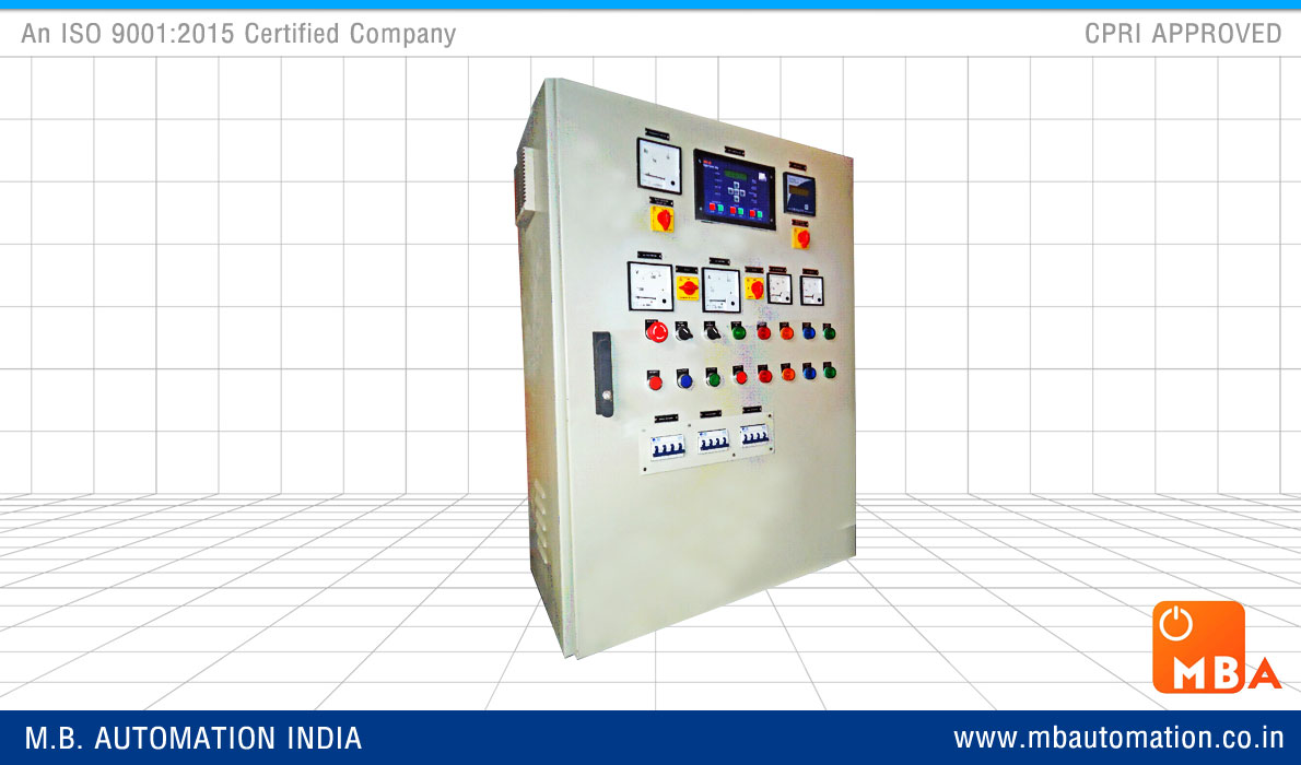 Auto Main Failure Panel AMF panel manufacturers exporters india