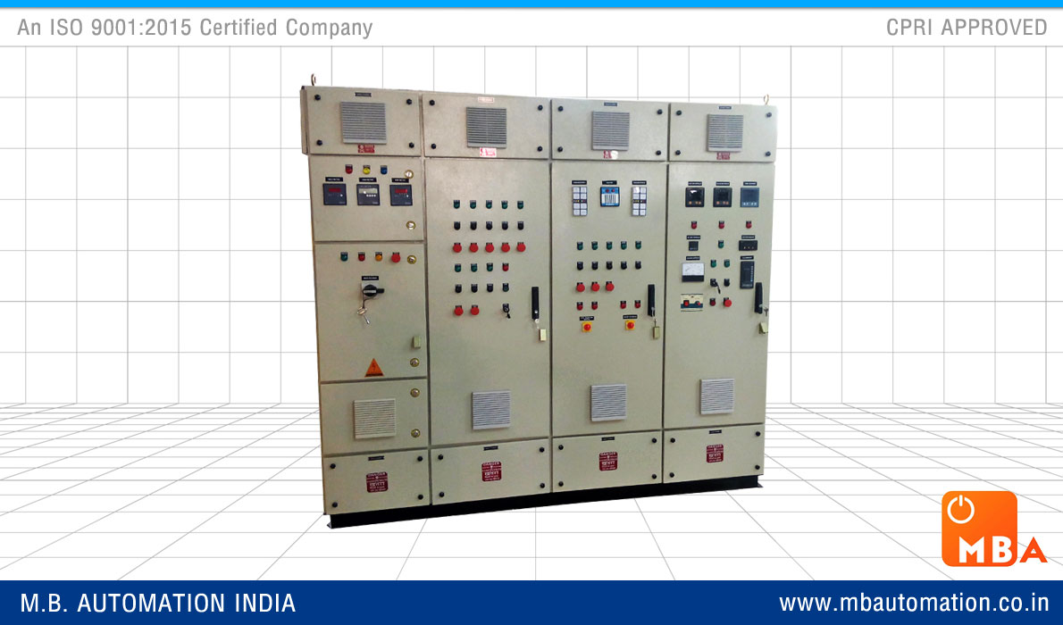 Automatic Power Factor APFC panel manufacturers exporters india
