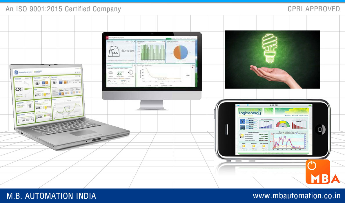 Energy Management System Power Monitoring and Control Software manufacturers exporters in india