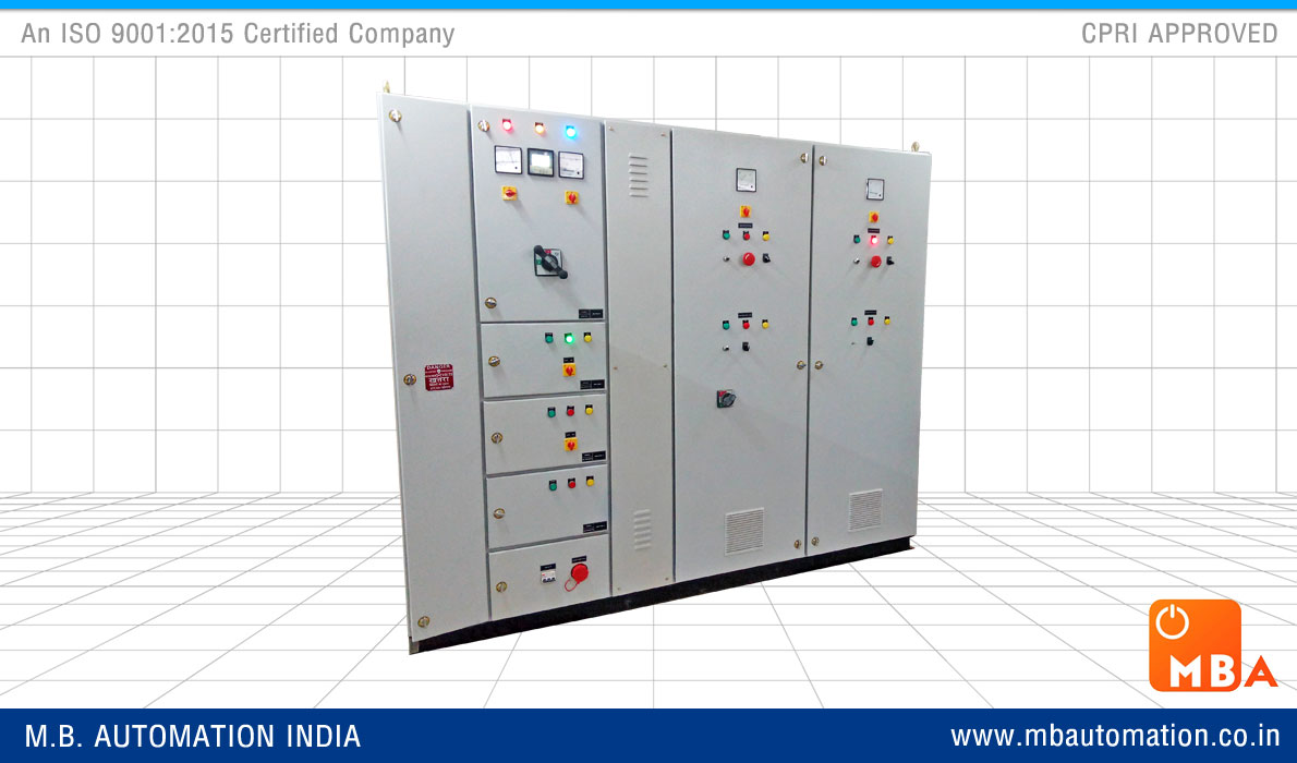 Motor Control centre Panel MCC Panels manufacturers exporters india