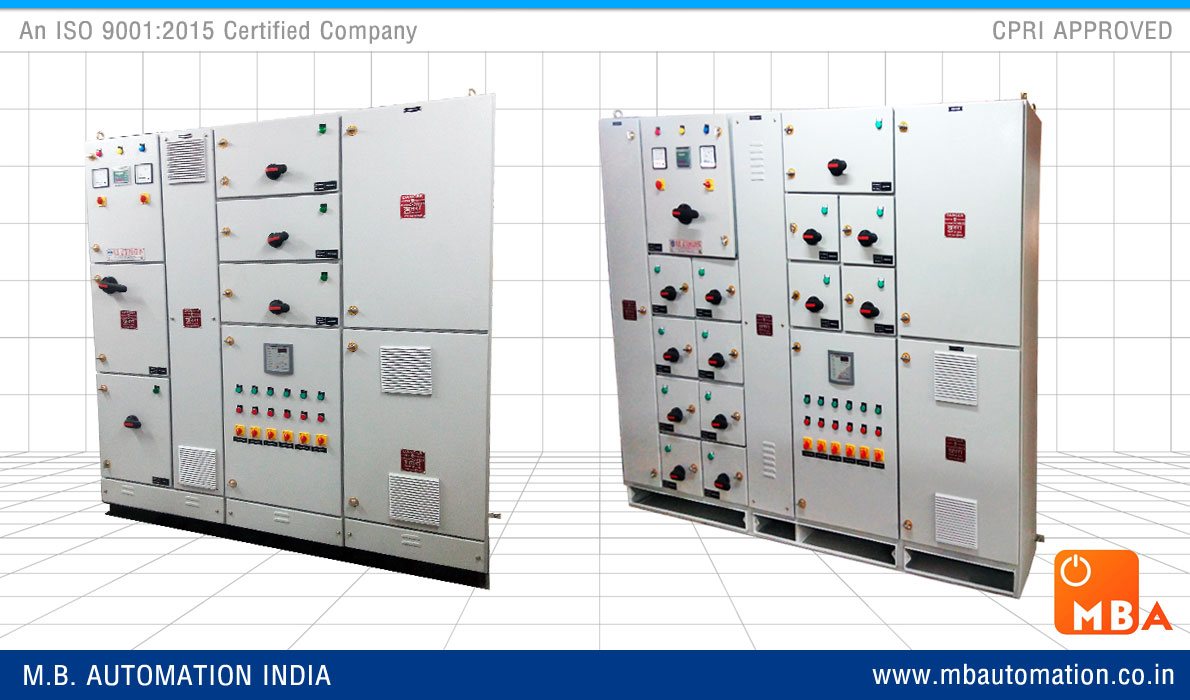 PDB Panel with APFC power distribution board with apfc manufacturers exporters india